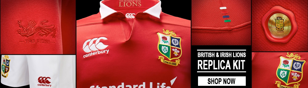 British Irish Lions Kit