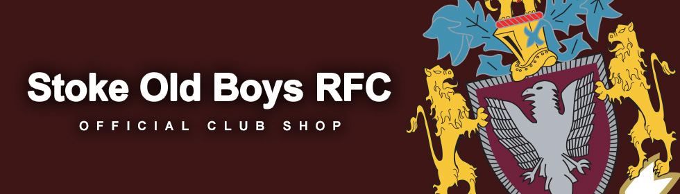 Stoke Old Boys Rugby Club Shop